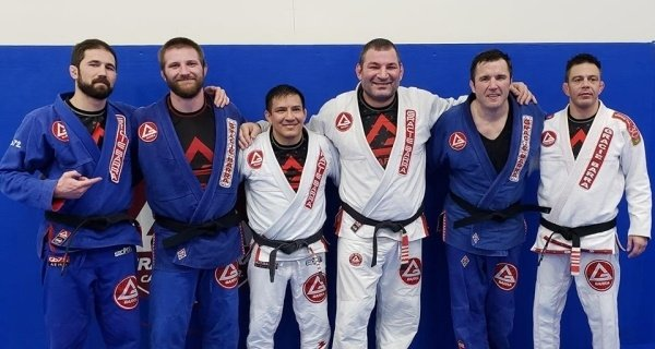 Black Belt in BJJ