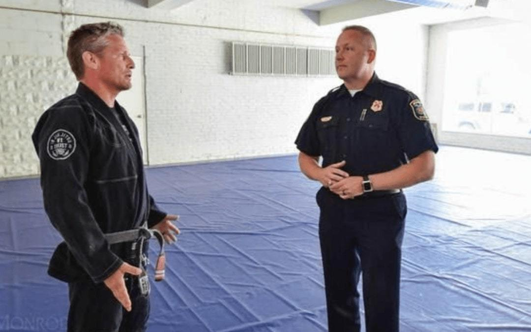 Bjj for police officers